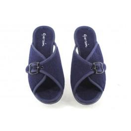 Zapatillas de casa de GARZON modelo 753.110 color azul marino