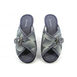 Zapatillas de casa de GARZON modelo 753.113 color azul marino