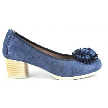 Zapatos de PITILLOS modelo 1044 color azul marino