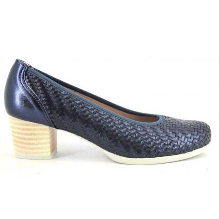 Zapatos de PITILLOS modelo 1046/17 color azul marino