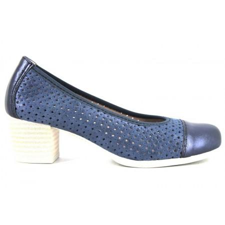 Zapatos de PITILLOS modelo 1047 color azul marino