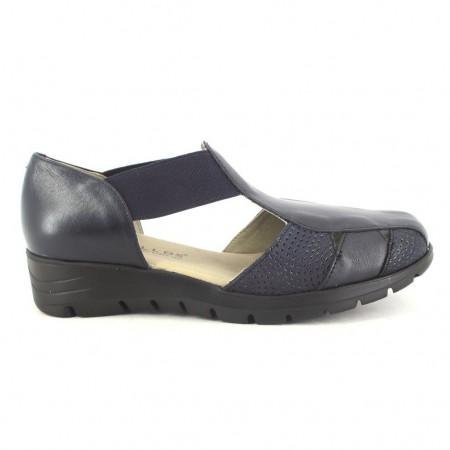 Zapatos de PITILLOS modelo 2004/20 color azul marino