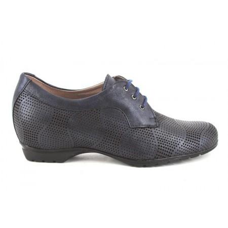 Zapatos con cordones de PITILLOS modelo 3003/20 color azul marino