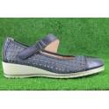 Zapatos de PITILLOS modelo 3703 color azul marino