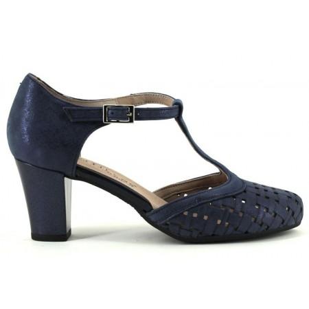 Zapatos de PITILLOS modelo 5057 color azul marino