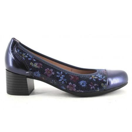 Zapatos de PITILLOS modelo 5546 color azul marino