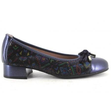 Zapatos de PITILLOS modelo 5600 color azul marino