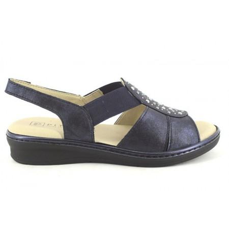 Sandalias de PITILLOS modelo 6003 color azul marino