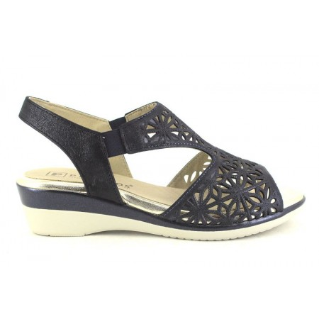 Sandalias de PITILLOS modelo 6010 color azul marino