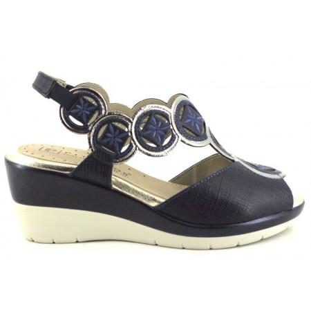Sandalias de PITILLOS modelo 6035 color azul marino