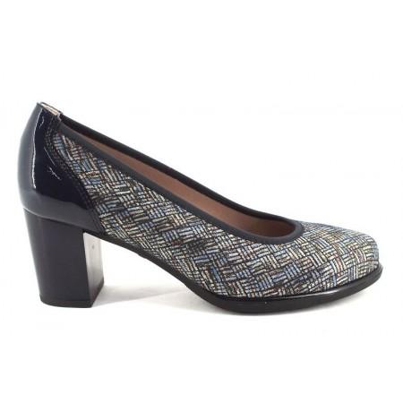 Zapatos de PITILLOS modelo 6057 color azul marino