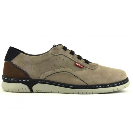 Deportivo/casual de NOTTON modelo 203 color taupe