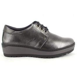 Zapatos con cordones de NOTTON modelo 2844 color gris
