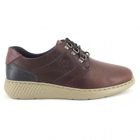 Zapatos con cordones de NOTTON modelo 81 color marron