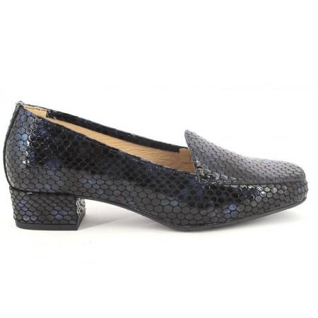 Zapatos de DCHICAS modelo 1021BAMBA color azul marino