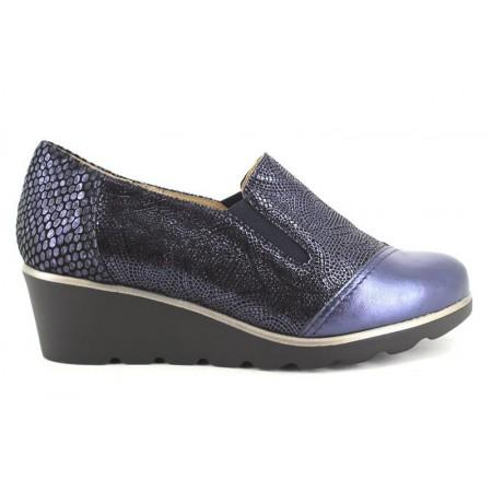 Zapatos de DCHICAS modelo 3719 color azul marino