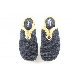 Zapatillas de casa de CABRERA modelo 5306SAURI color azul marino