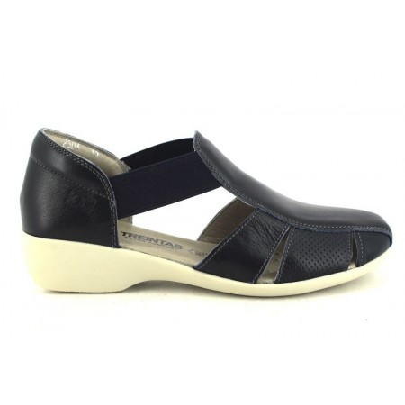 Zapatos de TREINTA'S modelo 2506 color azul marino