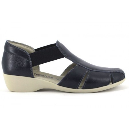 Sandalias de TREINTA'S modelo 7506NATUR color azul marino