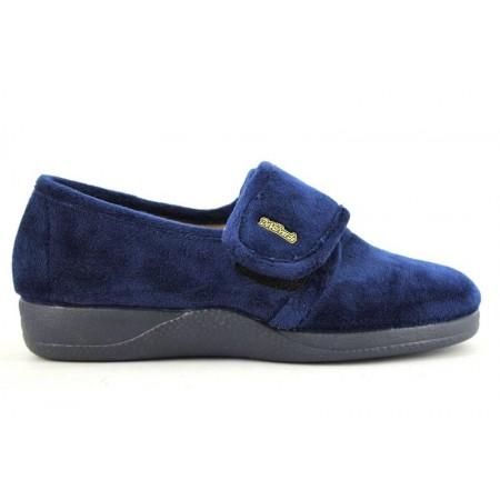 Zapatillas de casa de DEVALVERDE modelo 149 color azul marino