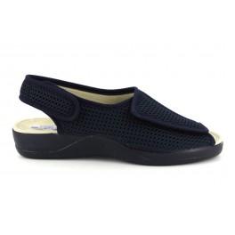 Sandalias de DEVALVERDE modelo 191 color azul marino