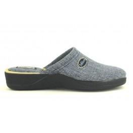 Zapatillas de casa de DEVALVERDE modelo 198 color azul marino