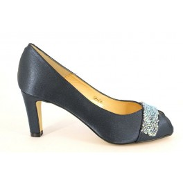 Zapatos de ANGEL ALARCON modelo 14549 color azul marino