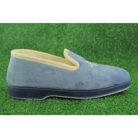 Zapatillas de casa de LARO modelo 108 color azul
