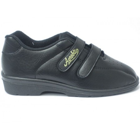 Deportivo/casual de ALFONSO modelo 1204 color negro