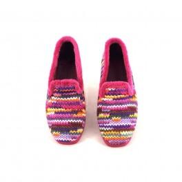 Zapatillas de casa de ALCALDE modelo 2001 color fucsia