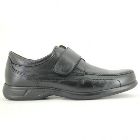 Zapatos de CLEAR modelo 1968VELCRO color negro