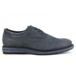 Zapatos con cordones de CLEAR modelo 4500 color azul marino