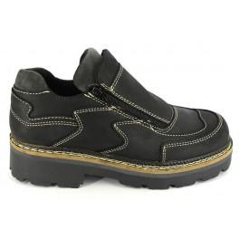 Zapatos negro ALEX 1044