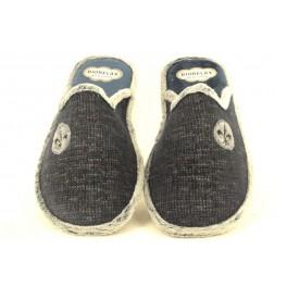 Zapatillas de casa de COSDAM modelo 1406FALCON color azul marino