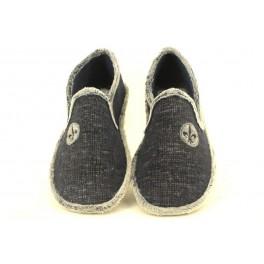 Zapatillas de casa de COSDAM modelo 1407 color azul marino