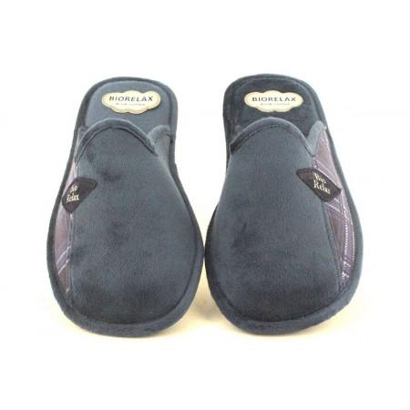 Zapatillas de casa de COSDAM modelo 1452 color azul marino