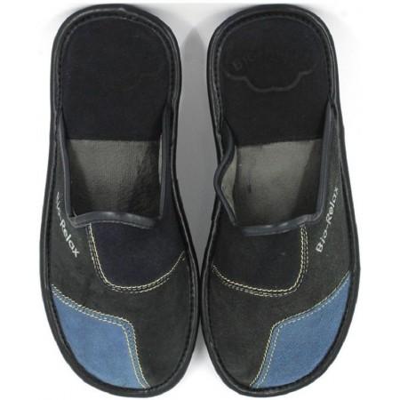 Zapatillas de casa de COSDAM modelo 1453 color azul marino