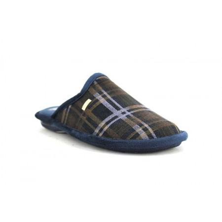 Zapatillas de casa de COSDAM modelo 1469/17 color azul marino