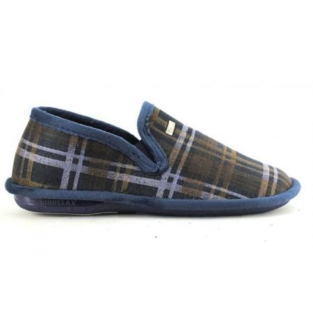 Zapatillas de casa de COSDAM modelo 1475/17 color azul marino