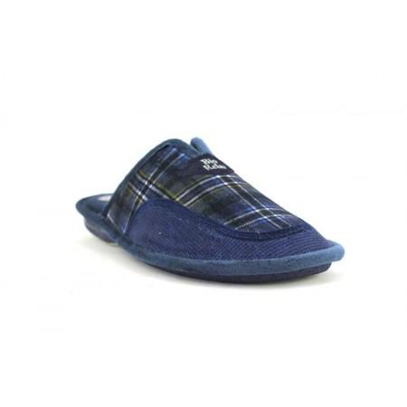 Zapatillas de casa de COSDAM modelo 1479/17 color azul marino