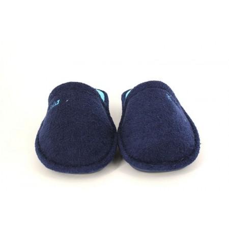 Zapatillas de casa de COSDAM modelo 4026 color azul marino