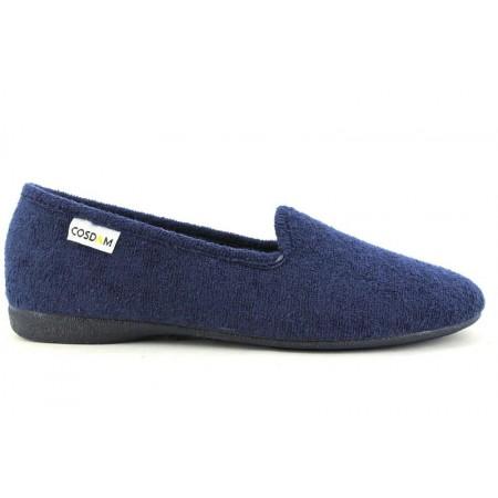 Zapatillas de casa de COSDAM modelo 553 color azul marino