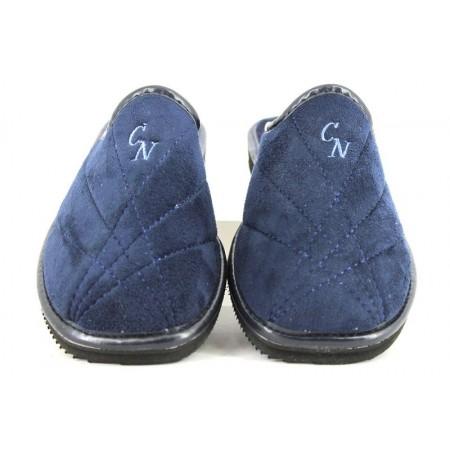 Zapatillas de casa de NATALIA modelo 350/16 color azul marino