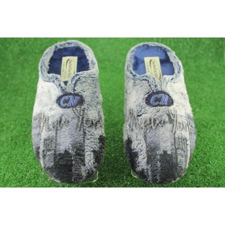 Zapatillas de casa de NATALIA modelo 6040 color azul marino