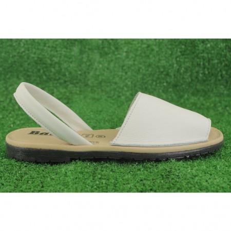 Sandalias de BARTTY modelo 1840ATENEA color blanco
