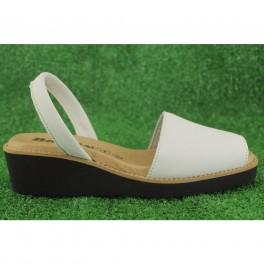 Sandalias de BARTTY modelo 1850ATENEA color blanco