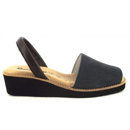 Sandalias de BARTTY modelo 1850ATENEA color azul marino