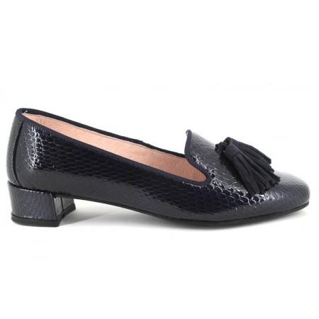 Zapatos de EUFORIA modelo BOSCO/ARCADIA color azul marino