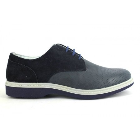 Zapatos con cordones de GRISPORT modelo 42003/17 color azul marino