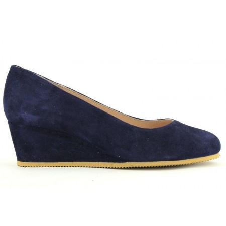 Zapatos de LA COLECCION modelo 6046 color azul marino